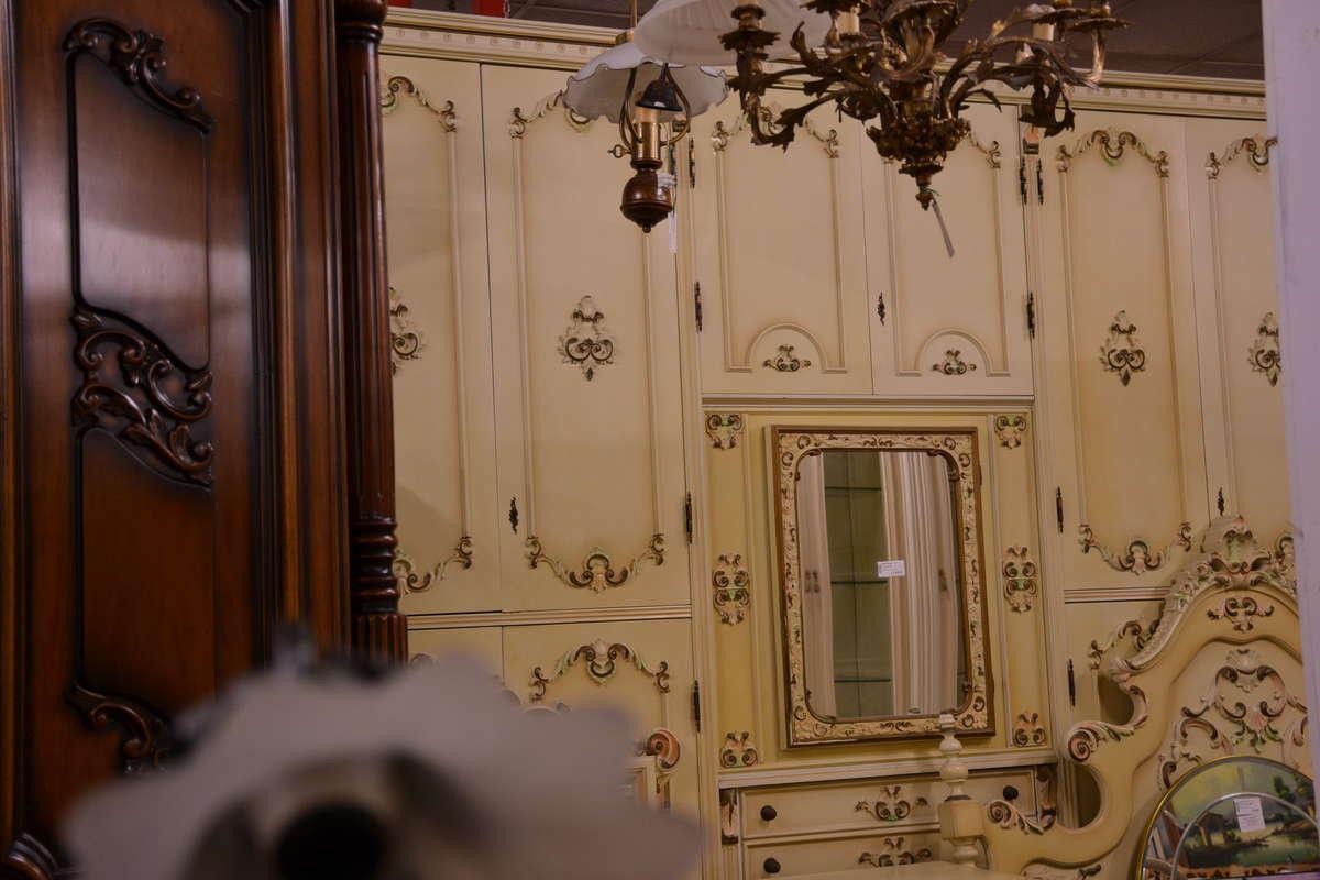 Camera da letto stile veneziano - Camera da letto in stile ...