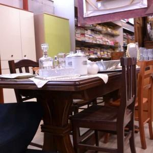 Tavolo Pranzo allungabile